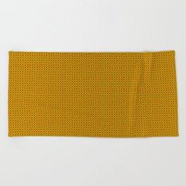 PETITS POIS Beach Towel
