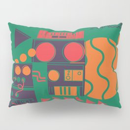 Analog Pillow Sham