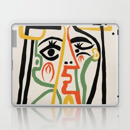 Picasso - Woman's head #1 Laptop & iPad Skin