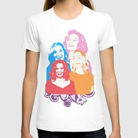 jessica lange T-shirts featuring Jessica Lange - Her smile is everything by BeeJL