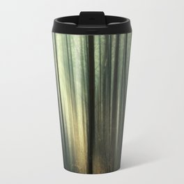 Forest and Sunlight Travel Mug