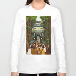 The Egg Long Sleeve T-shirt