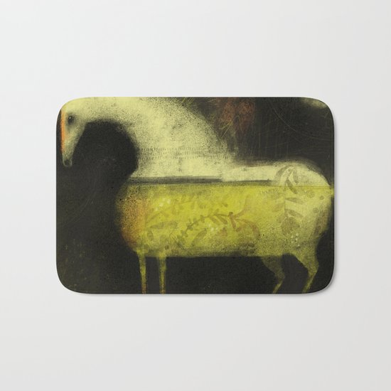 NIGHT RIDE Bath Mat