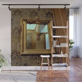 Square And Away Wall Mural