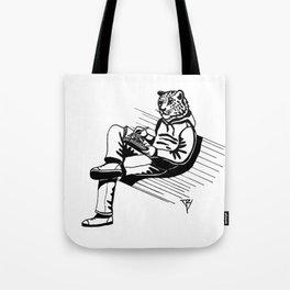 AniMusic (IRBIS) Tote Bag