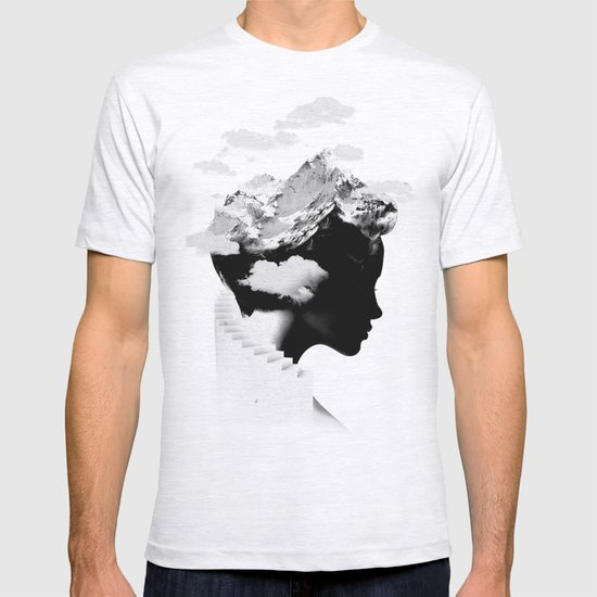 It's a cloudy day T-shirt