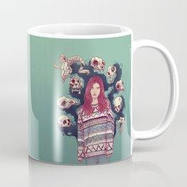 Fearless  Lady Coffee Mug