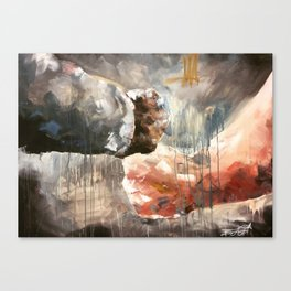 """'The Cure"""" Canvas Print"""