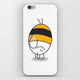 BumbleBee Handstand iPhone Skin