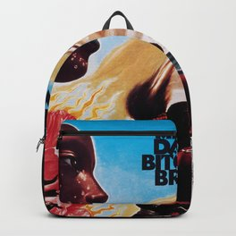 miles bitches brew davis Backpack