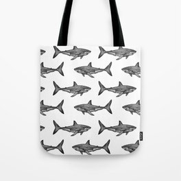 Carcharodon carcharias 2.0 Tote Bag