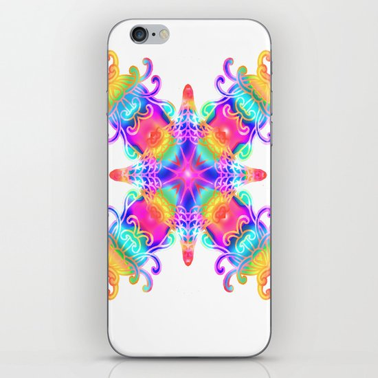 Colours Colours iPhone & iPod Skin