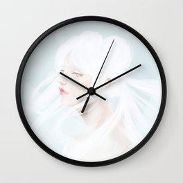 Queen Serenity Wall Clock