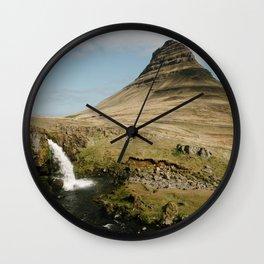 KIRKJUFELL Wall Clock
