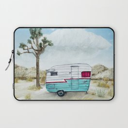 My home in Joshua Tree Laptop Sleeve
