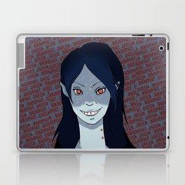 Vampire Queen Laptop & iPad Skin