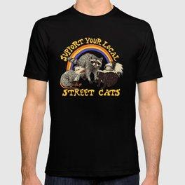 Street Cats T-shirt