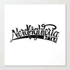 Nerdfighteria Canvas Print