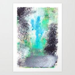 MYSTIC NIGHTS Art Print