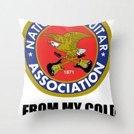 NGA Throw Pillow