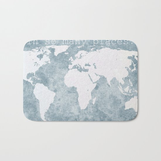 World Bath Mat