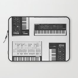 Collection : Synthetizers Laptop Sleeve