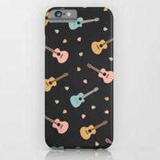 Mini guitars iPhone 6s Slim Case