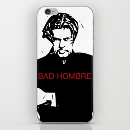 Bad Hombre iPhone Skin