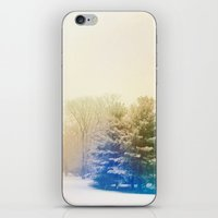 snow iPhone & iPod Skins featuring Snow by Olivia Joy StClaire