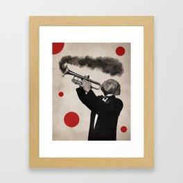 Anthropomorphic N°20 Framed Art Print