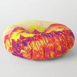 Landscape #05 Floor Pillow