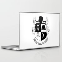 army Laptop & iPad Skins featuring Armitage Army by Circus Doll