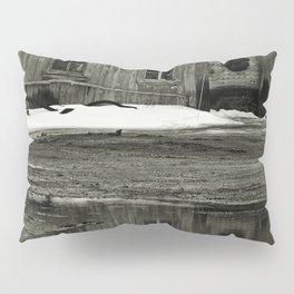 Barn Reflected Pillow Sham