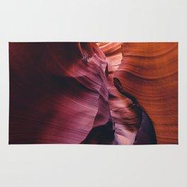 Antelope Canyon Rainbow Rug