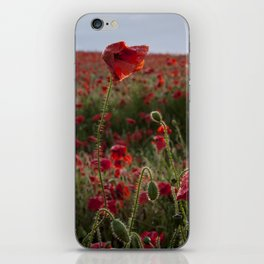 Rise above the rest iPhone Skin