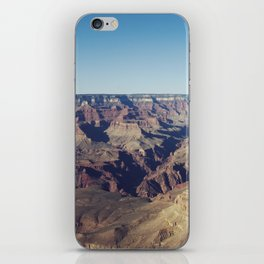 grand canyon iPhone Skin