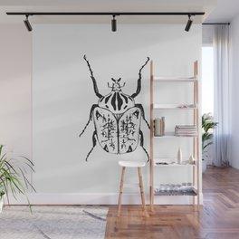 Beetle Wall Mural