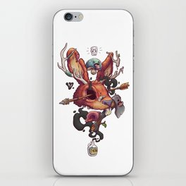 JACKALOPE Chimera iPhone Skin
