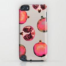 Pomegranate Pattern iPod touch Slim Case