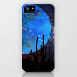 The Moon2 iPhone Case