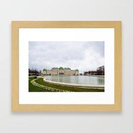 The Belvedere Framed Art Print