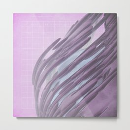 swells Metal Print
