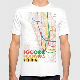 What the Future Awaits for New York I T-shirt