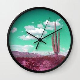 Desert Trip Wall Clock