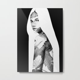 Girl 10a Metal Print