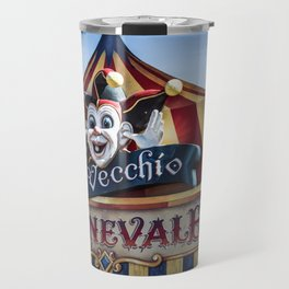 Carnevale Travel Mug