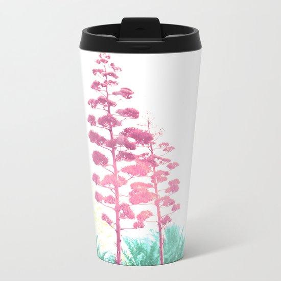Yucca Metal Travel Mug