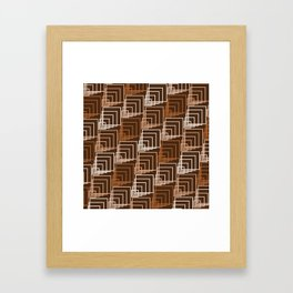 Op Art 114 Framed Art Print