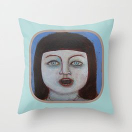 Carole Throw Pillow