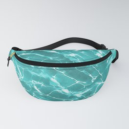 Abstract Water Design Fanny Pack